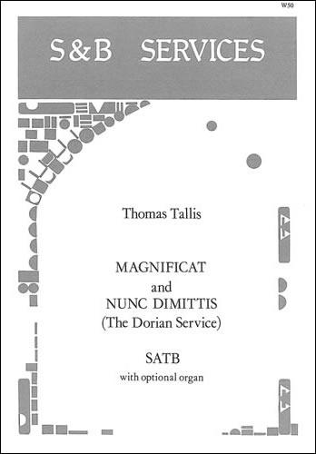 Tallis, Thomas: Magnificat And Nunc Dimittis