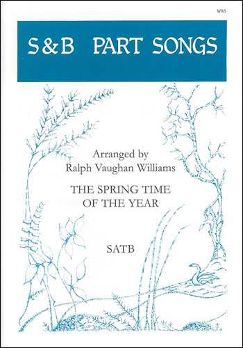 Vaughan Williams, Ralph: Springtime Of The Year, The