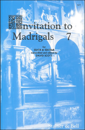 Invitation To Madrigals Book 7
