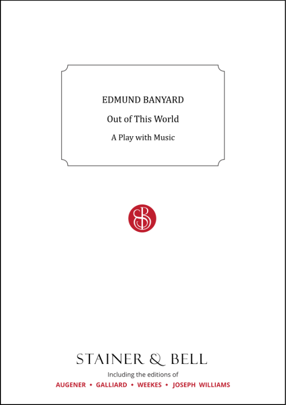 Banyard, Edmund: Out Of This World