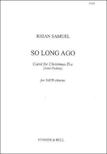 Samuel, Rhian: So Long Ago