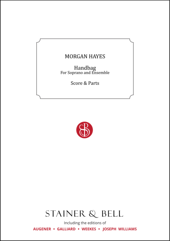 Hayes, Morgan: Handbag