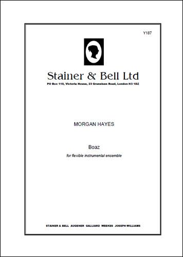 Hayes, Morgan: Boaz