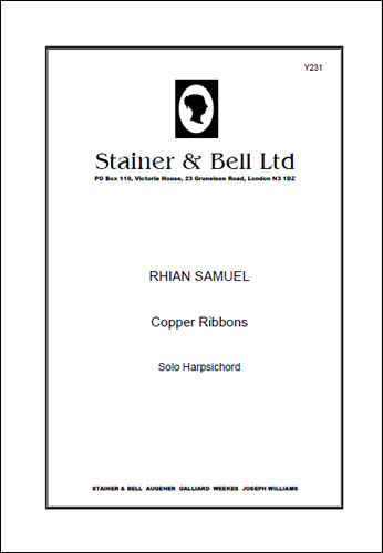 Samuel, Rhian: Copper Ribbons