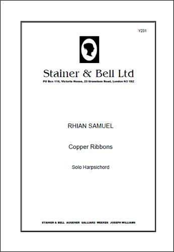 Samuel, Rhian: Copper Ribbons