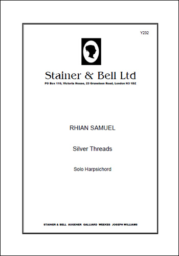 Samuel, Rhian: Silver Threads