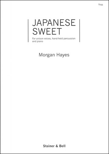 Hayes, Morgan: Japanese Sweet