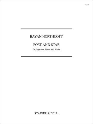 Northcott, Bayan: Poet And Star.