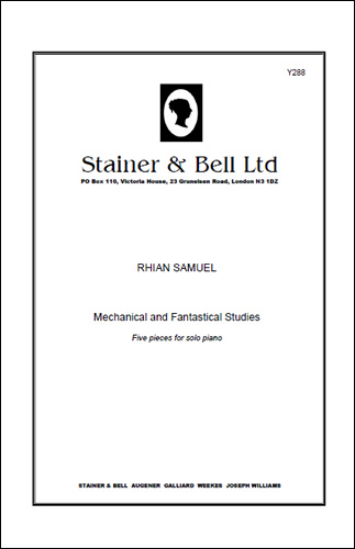 Samuel, Rhian: Mechanical And Fantastical Studies