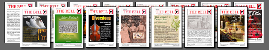 The Bell: Back issues