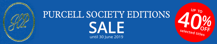 Purcell Society Sale